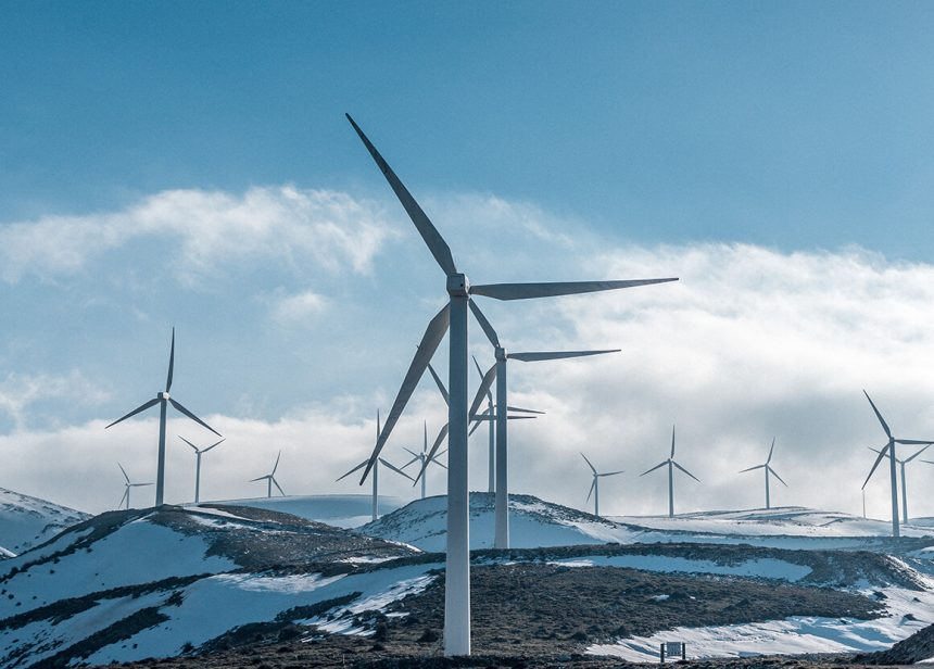 A Utility Wants to Build America's Largest Wind Farm
