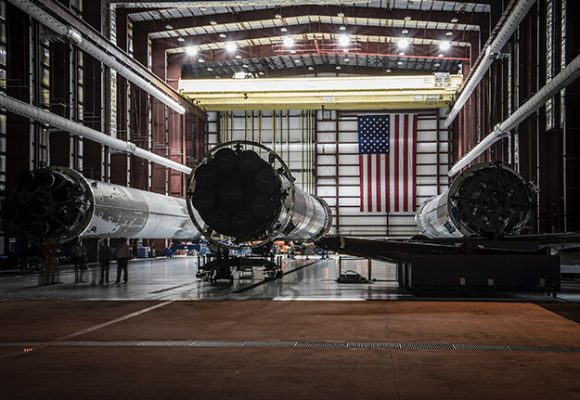 SpaceX Is in Talks With Port of L.A. for More Land